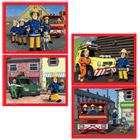 Puzzle de 2x25 pièces Sam le Pompier