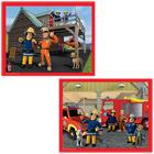 Puzzle de 45 pièces Sam le Pompier