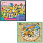 Puzzle 200 pièces-Les Simpsons