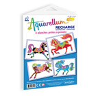 Recharge Aquarellum junior chevaux