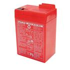 Batterie 6V - 4,5Ah