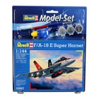 Maquette set avion F/A-18 E super hornet