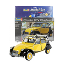 Maquette set Citroen 2CV charleston