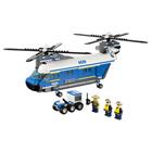 4439-L'Hélicoptère De Transport
