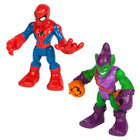 Coffret de 2 Figurines Spiderman