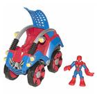 Voiture et Figurine Spiderman
