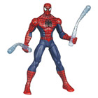 Figurine de Combat Spiderman With Web Chucks