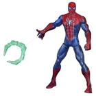 Figurine de Combat Spiderman Battler With Retractable Snare
