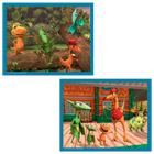 Puzzle 45 pièces Dino Train