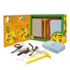 Dino Excavation Pack Duo Trex et Tigre Dents
