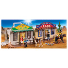 4398-Coffret De Cow-Boy Transportable