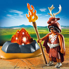 5104-Gardien du feu - Playmobil