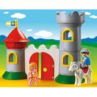 6771-Château avec couple Princier