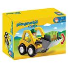 6775-Chargeur et Ouvrier - Playmobil 1.2.3