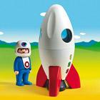 6776-Fusée et Spationaute