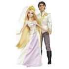 Princesse Raiponce et Flynn Mariés