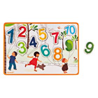 Puzzle 123 Ballons Janod