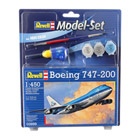 Maquette avion Boeing 747-200
