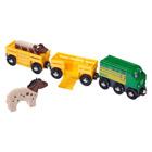 Brio-Train des animaux de la ferme