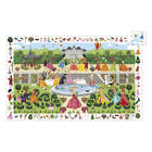 Puzzle observation 100 pièces Garden Party