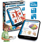 Tablette Conector Touch Le Corps Humain