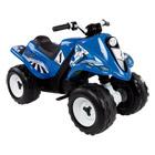 Quad Electrique Enfant Rallye Bleu