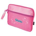 Sacoche souple rose pour Storio 2