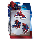 Set 3 gommes Spiderman