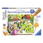 Tiptoi Poney Puzzle 100 pièces Ravensburger