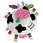 Doudou Vache blanche