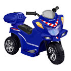 Trimoto Gendarmerie 6 volts