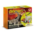 Geoworld dinoart paint kit brachiosaure