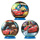 Puzzle 3D Cars 2 54 pièces