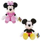 Peluche Mickey ou Minnie 43 cm