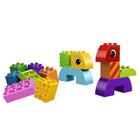 10554 - Jeu de Construction à roulettes pour tout-Petits