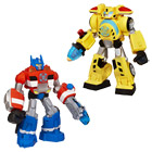 Playskool Heroes - Transformers Rescue Bots Electronique