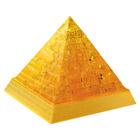 Crystal puzzle 3D-pyramide en or 38 pièces
