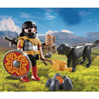 4769-Guerrier Barbare avec chien