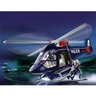 5183-Hélicoptère de police avec projecteur