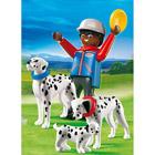 5212-Famille de Dalmatiens - Playmobil