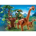 5231-Brachiosaure et son petit