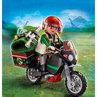 5237-Explorateur et moto
