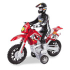 Moto cross à friction