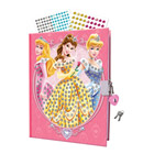 Journal Intime Mosaïques Disney Princesses