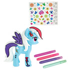 My Little Pony - Poney Rainbow Dash Déco