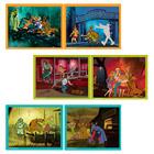 Puzzles 2 x 35 pièces Scoubidou