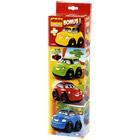 3 Véhicules FastCar + 1 gratuit