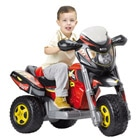 Trimoto Xtrem Red Racer 6 Volts