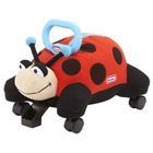 Pillow racer Coccinelle