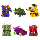 Transformers Bot Shots Beast Brawlers Pack de 3 Assortiment